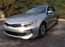 comparison road test 2017 kia optima hybrid plug in hybrid