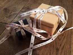 personalized ribbon for wedding favors ideas for wedding favours