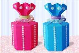 How To Make Decorative Gift Boxes At Home Diy Paper Craft Paper Gift Bags Goody Bags Craft Ideas