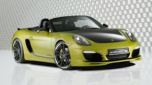 modified porsche boxster speedart sp81 r based on porsche boxster s 981 to make essen debut