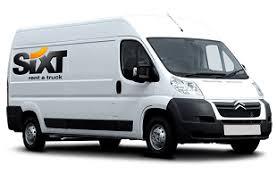 ladefl che sprinter transporter lieferwagen mieten lausanne sixt rent a truck