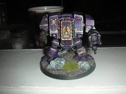 blast template a warhammer 40k blog aobr dreadnought now with