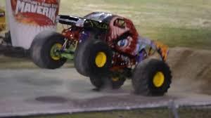 monster truck videos freestyle mark schroeder the felon monster truck freestyle rmr 2016 youtube