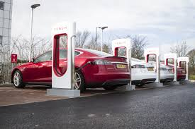 Tesla Charging Stations Map Tesla Expands Destination Charging Network In Europe With 150