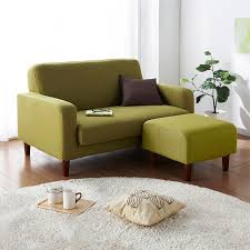 Cheap Small Apartment Sofa Fabric Sofa Japanese MUJI Style Bedroom - Muji sofas