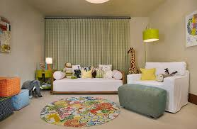 Daybed For Boys A Perfect Blend Combing The Playroom And Guestroom In Style