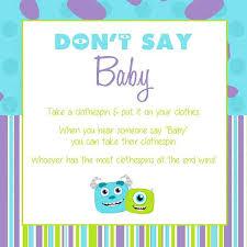 inc baby shower stunning monsters inc baby shower invites monsters inc baby shower