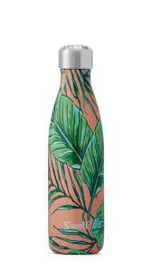 palm beach palm tree print water bottle s u0027well bottle