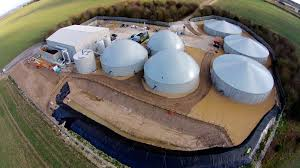 about anaerobic digestion ad food and green waste recycling
