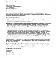 sample library cover letter advertisements 3 tips to write cover