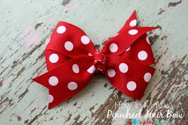 ribbon hair bow to make a pinwheel hair bow the ribbon retreat