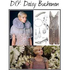 diy the great gatsby daisy buchanan halloween costume polyvore