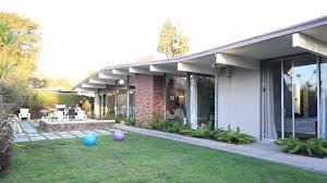 eichler home 729 e glendale ave sold youtube
