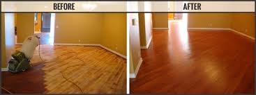 engineered hardwood flooring instalation repairs buff and recoat