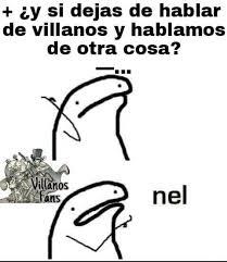 Memes D - memes de villainous 2