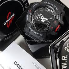 Harga Jam Tangan G Shock Original Di Indonesia harga sarap jam tangan g shock ga400 1b black ori bm