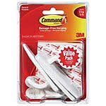 Command Outdoor Light Clips Command Clear Outdoor Light Clips 16 Pack Staples