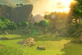 How To Do Landscaping by What To Do When You Feel Lost In U0027the Legend Of Zelda Breath Of