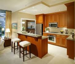 kitchen room 2017 design white floor tiles glass windows wooden