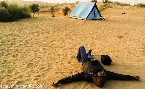thar desert desert safari thar desert rajasthan india camel ride travel