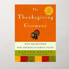the thanksgiving ceremony book crane