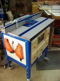Router Cabinet by Kreg Router Table Cabinet Imanisr Com