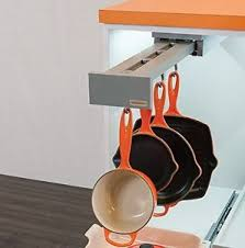 kitchen cabinet organizers for pots and pans gray slow close glideware pull out kitchen cabinet organizer for