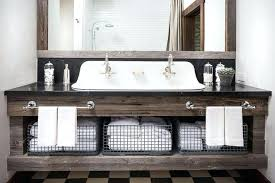 reclaimed wood vanity bathroom u2013 selected jewels info
