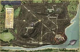 7 Kingdoms Map King U0027s Landing Is Big Songs