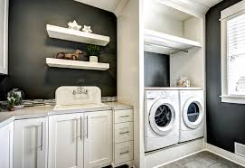 Laundry Utility Sink With Cabinet by Beautiful Utility Sink Cabinet In Laundry Room Traditional With