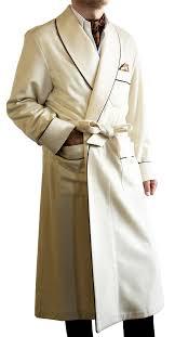robes de chambre en cachemire pour homme