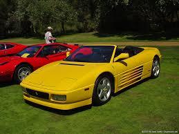 1993 ferrari 1993 ferrari 348 partsopen