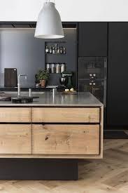 particleboard stonebridge door chestnut pre made kitchen cabinets