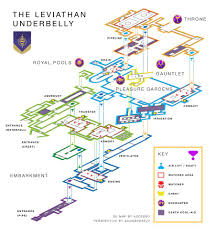 Destiny Maps Destiny 2 Leviathan Raid Guide Loot Locations And Map The Op
