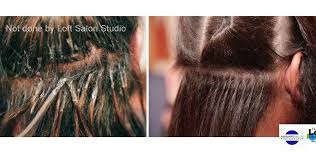 great hair extensions bad hair extensions before and after l cheap is expensive l best