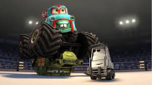 monster truck mater pixar wiki fandom powered wikia