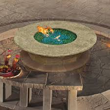 gas fire pit table kit fire tables fire pits cambridge pavingstones outdoor living