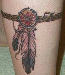 apache indian armband tattooic