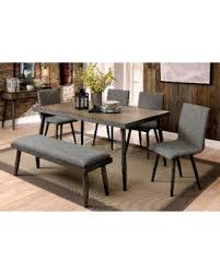 Mid Century Dining Room Furniture Find The Best Savings On Furniture Of America Bradensbrook Mid