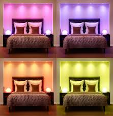 Light Shades For Bedrooms How To Optimize Your Home Lighting Design Based On Color