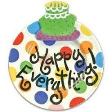 happy everything platters 54 best happy everything plates and attachments images on