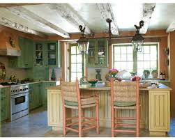 French Country Wallpaper by Kitchen Design Of French Country Kitchen Wallpaper Ideas Kitchen