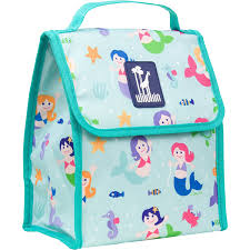 amazon com olive kids mermaids munch u0027n lunch bag lunch boxes