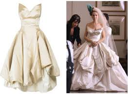 vivienne westwood wedding dresses 2010 carrie bradshaw s vivienne westwood dress wedding dress