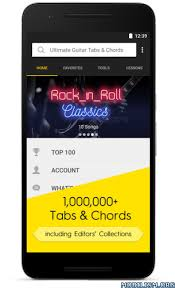 ultimate guitar tabs apk ultimate guitar tabs chords v5 2 3 unlocked