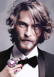medium length hairstyles for men wavy medium wavy hairstyles men