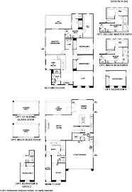 Richmond American Floor Plans Tenaya Highlands In Las Vegas Nv By Richmond American Homes