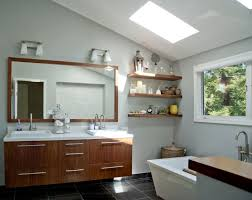 Small Bathroom Wall Shelves 18 Bathroom Floating Shelves Designs Ideas Design Trends