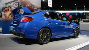 subaru impreza wrx 2018 the refreshed 2018 subaru wrx starts at 27 855 autoblog