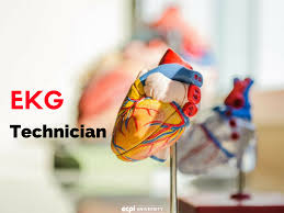 do you become an ekg technician